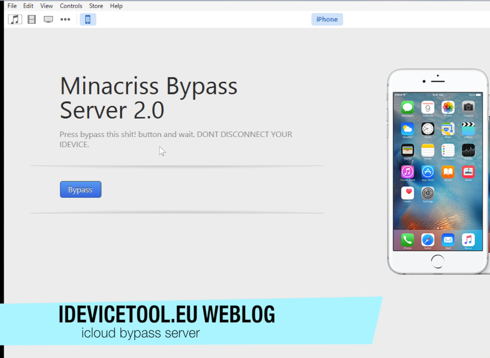 Bypass Icloud free download